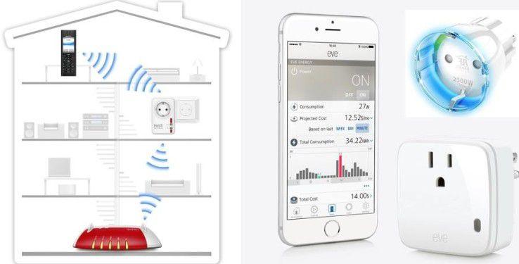 Smart Home: Funk-Steckdosen: Geräte im Haus intelligent schalten ...