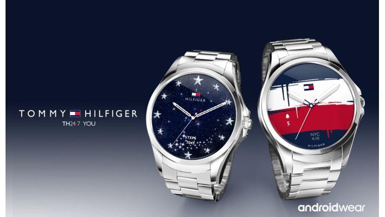 Mehr Schein als Sein: Die Ausstattung der Smartwatch Hilfiger 24/7You ist eher bescheiden.