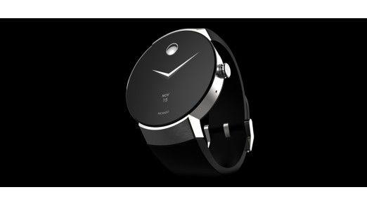 Für die Smartwatch Movado Connect werden 500 Dollar aufgerufen.