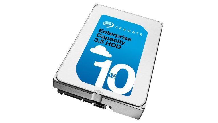 Am meisten Speicherplatz für Ihr Geld erhalten Sie immer noch über die klassische Festplatte. Diese haben inzwischen ein Speichervolumen von bis zu 10 TB erreicht