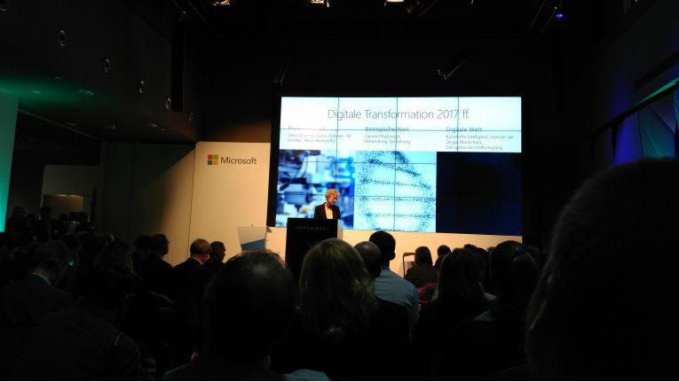 Die digitale Transformation wird laut Bendiek physische, biologische und digitale Welt verändern.