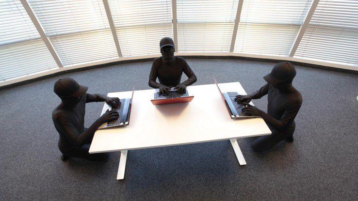 Hacker im Büro - Wer ist daran schuld? Und vor allem: Wer bezahlt den Schaden?