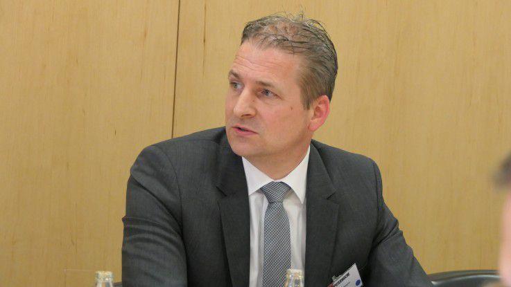 Ralph Rotmann, Kyocera: Die Arbeitswelt wird agiler und mobiler werden.