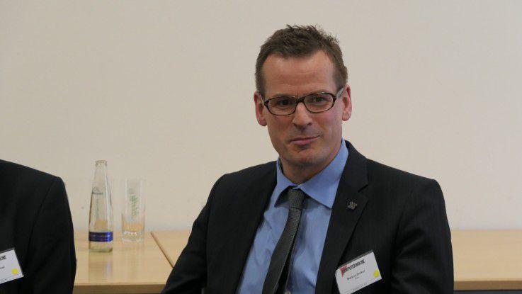 Markus Zenker, Director Portfolio Management Managed Services bei Atos, warnt davor, der IT-Abteilung den Arbeitsplatz der Zukunft zu überlassen.