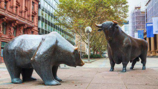 Die Deutsche Börse wollte mit der Londoner Börse einen internationalen Branchenriesen schmieden.