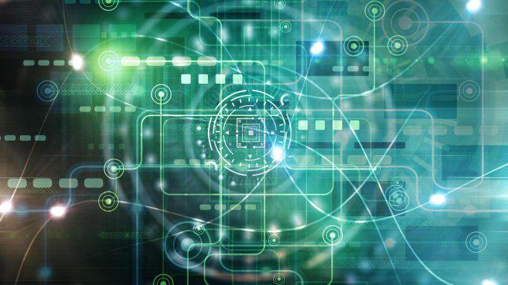 Die Technologie ist nur ein Teil des gesamten digitalen Transformationsprozesses.