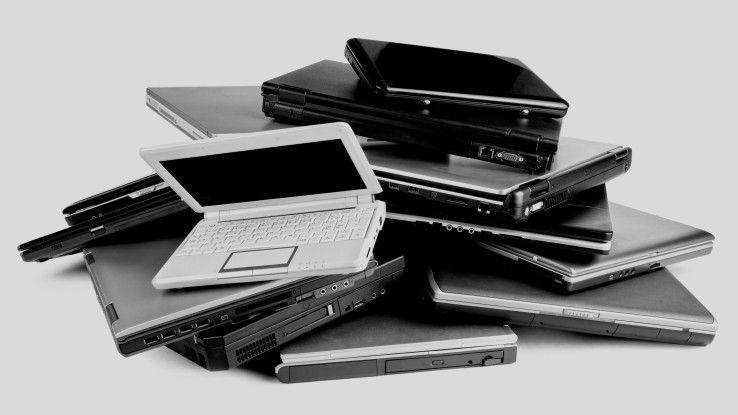 Für Laptops und Notebooks hat das letzte Stündlein geschlagen.