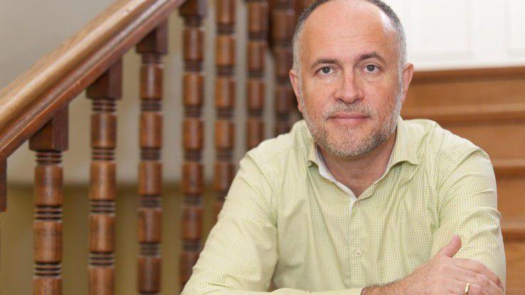 Andreas Lutz, Vorstandsvorsitzender VGSD, 16:9