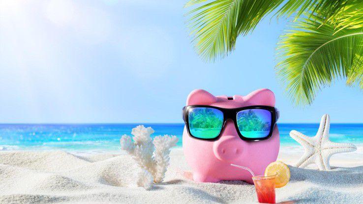 Digitale Finanzmodelle haben das traditionelle Sparschwein in den Ruhestand geschickt.