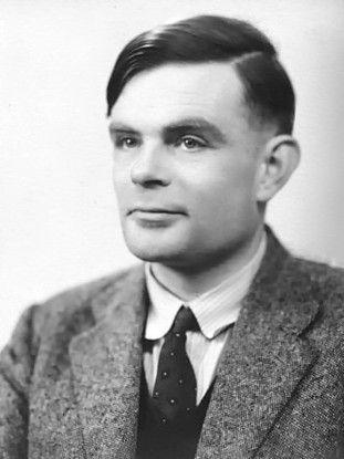 Der britische Mathematiker Alan Turing beeinflusste die Entwicklung der Künstlichen Intelligenz maßgeblich.