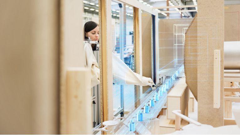 Wie sich die Engineering-Effizienz im Maschinenbau um 30 Prozent steigern lässt, zeigt die Bausch + Ströbel Maschinenfabrik Ilshofen GmbH+Co. KG auf der Hannover Messe 2017 am Siemens-Stand.