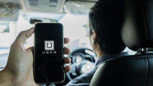 In Zukunft nicht mehr nur auf dem Boden unterwegs: Uber hat Interesse am Luftverkehr.