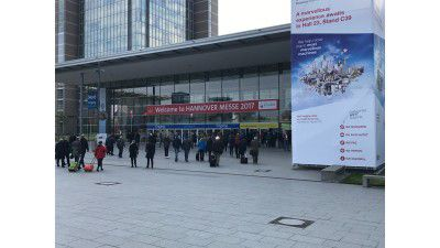 Hannover Messe Industrie 2017