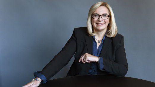 """Marika Lulay, CEO bei GFT: """"Die größte Gefahr sind eigene menschliche Fehler."""""""
