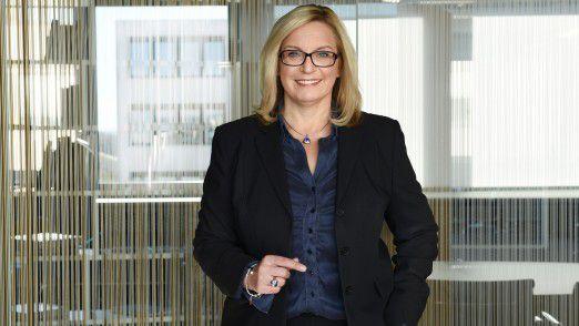 Marika Lulay übernahm Ende Mai 2017 die Führung des auf die Finanzbranche spezialisierten IT-Dienstleisters GFT.