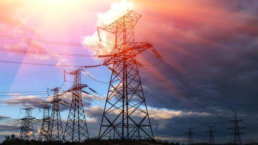 Der Ausbau des Stromnetzes ist nach wie vor ein Sorgenkind.