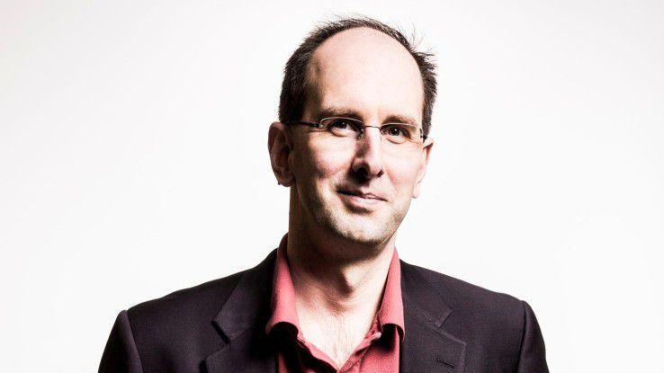 Mit einem speziellen Migrationsservice will Scott Guthrie, Executive Vice President für die Microsoft Cloud and Enterprise Group, Oracle Kunden abspenstig machen.