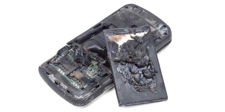 Der Skandal um das Galaxy Note 7 ist weltbekannt. Doch kann Ihnen das auch passieren?
