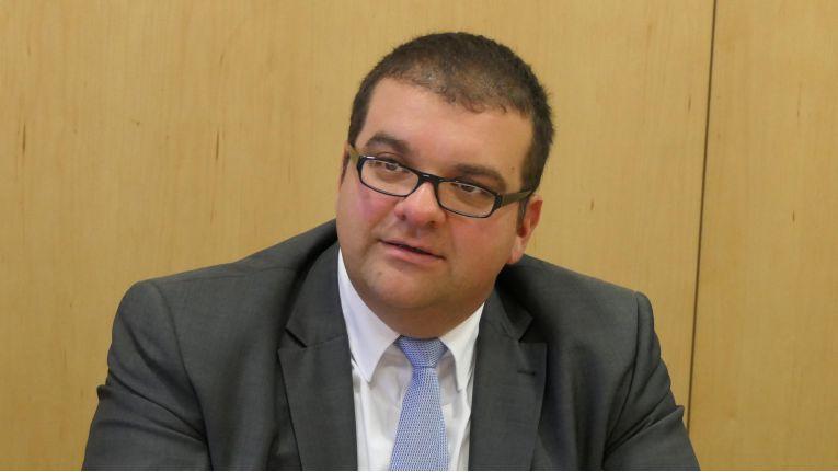 """Shayan Faghfouri, DextraData: """"In der Zusammenarbeit mit Dell EMC haben wir uns ehrgeizige Ziele gesetzt: Wir streben noch in diesem Jahr an, den Titanium-Partner-Status zu erlangen."""""""