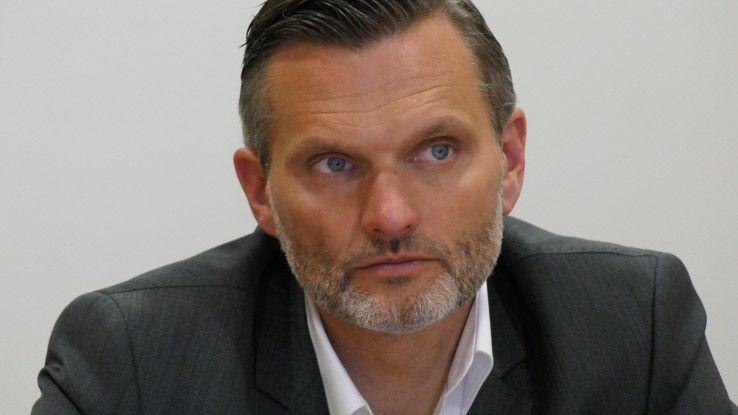 Die Prozesse zu optimieren, das ist 'Analytics for growth' über Bande gespielt, sagt Heiko Packwitz Chief Marketing und Communications Officer bei Lufthansa Industry Solutions.