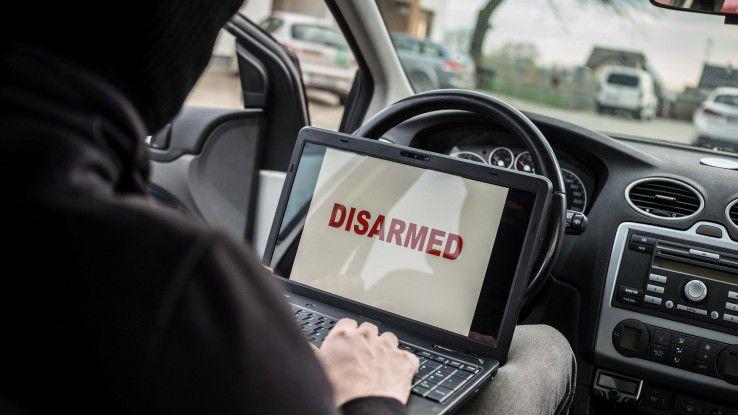 Mit der Zahl der Connected Cars steigt die Gefahr des Missbrauches.