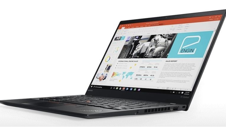 Business-Notebook mit 14-Zoll-Display im Test: Lenovo Thinkpad X1 Carbon