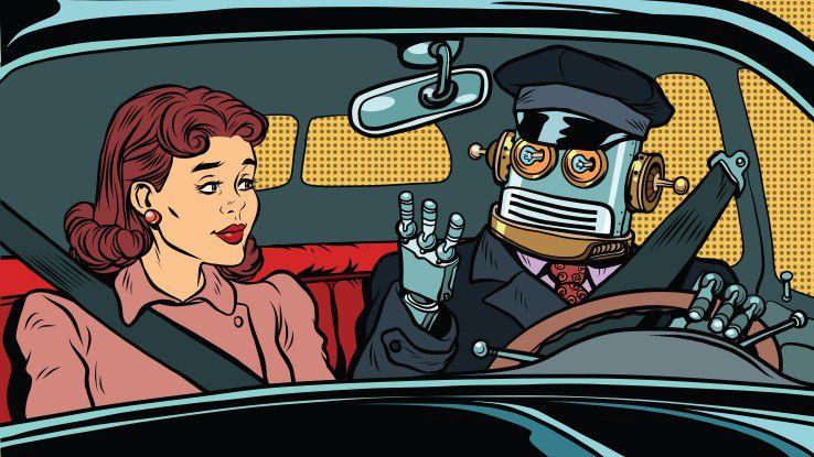 Künstliche Intelligenz durchdringt unser Leben immer mehr. Was bedeutet das für die Zukunft?