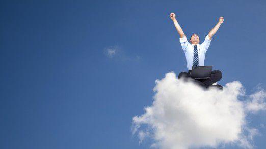Business-Kunden können sich freuen und Googles Cloud-Dienste zukünftig aus deutschen Rechenzentren beziehen.