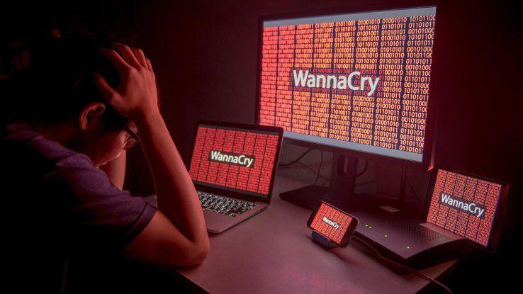 WannaCry? Das müssen Sie über die Ransomware-Epidemie wissen.