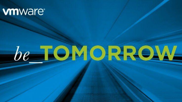 VMwares Weg in die Zukunft.