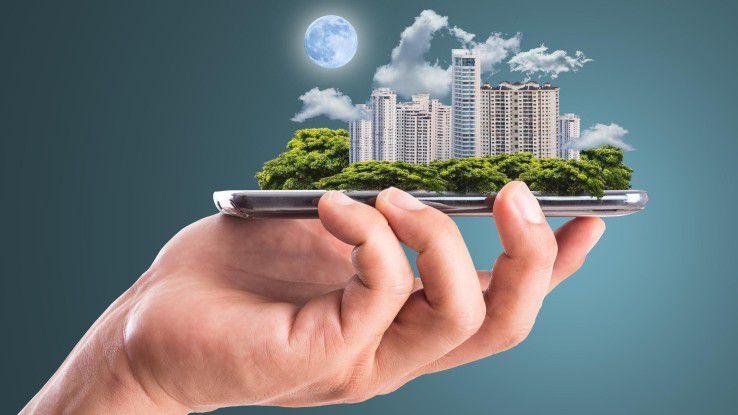 Effizienter, technologisch fortschrittlicher, grüner und sozial inklusiver: Smart Cities sollen die Lebensqualität der Bewohner erhöhen