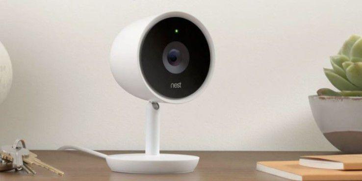 Die Cam IQ von Nest.
