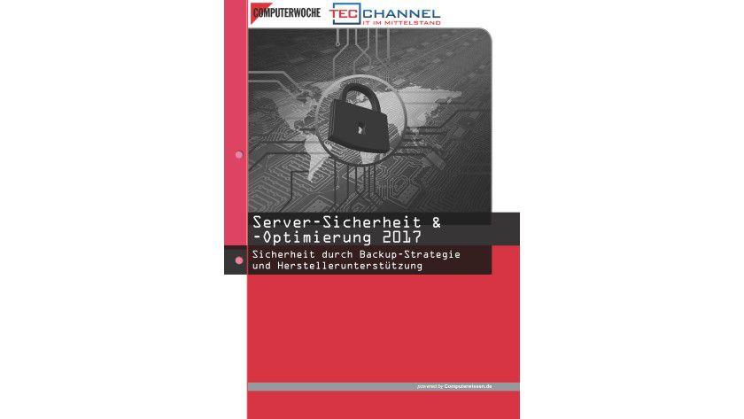 eBook: Server-Sicherheit & - Optimierung