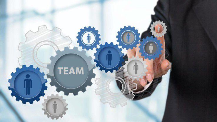 Geht es um kundenorientierte Prozesse, brauchen Unternehmen mehr Flexibilität.