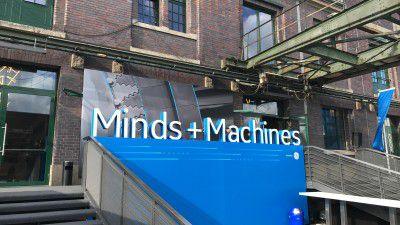 GE Digital Minds + Machines Europe 2017: Wie GE die digitale Transformation der Industrie vorantreiben will