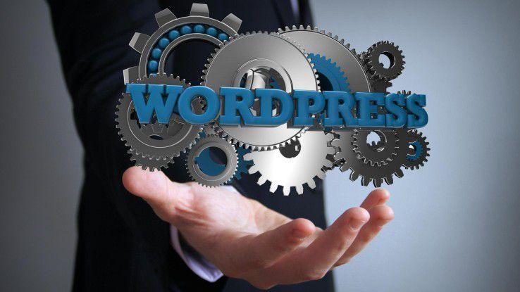 Vorsicht: In den Standard-Einstellungen nach der Installation ist WordPress keineswegs sicher.