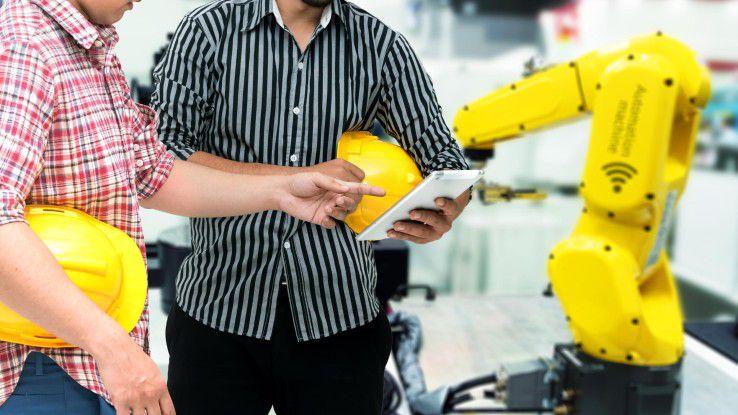 """Personal-Managerin Ivana Židová von GMC Software ist überzeugt: """"Wer offen für neue Entwicklungen ist, dem bieten sich durch die Digitalisierung große Chancen. Mit neuer Technik entstehen neue Arbeitsplätze."""""""