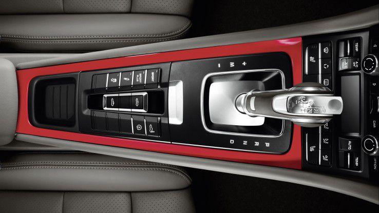 Zum Portfolio des Automobilzulieferers Eissmann gehören Bedienmodule, aber auch komplette Fahrzeuginnenräume.