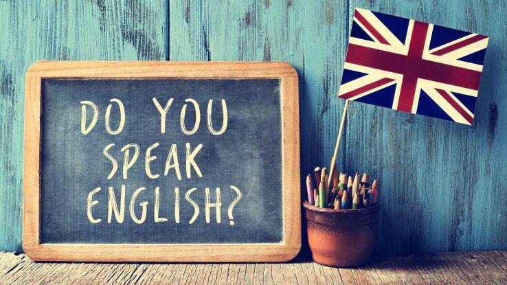 Der Einstieg in die englische Sprache ist leicht - die Schwierigkeiten kommen erst später.