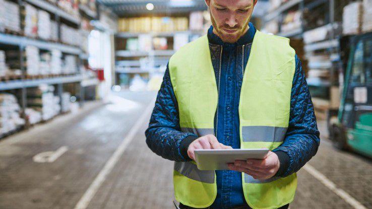 Beim Einsatz mobiler Technologien wagen sich viele Unternehmen noch nicht an die Fachbereiche heran, obwohl diese viel Optimierungspotenzial bieten.