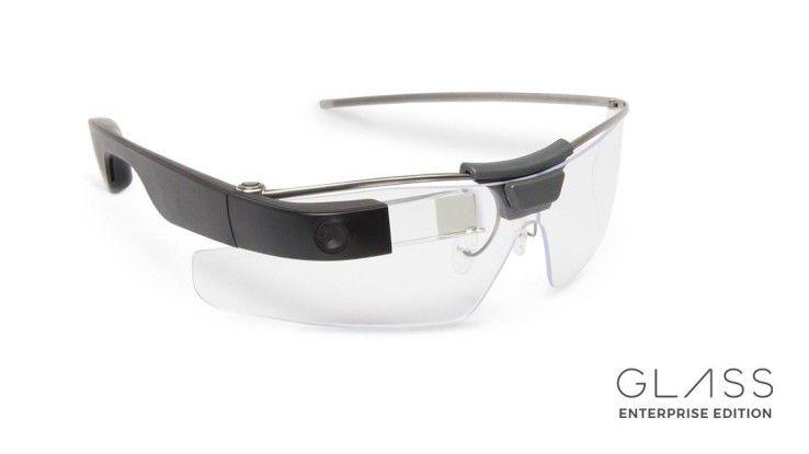 Gegenüber dem Explorer-Modell wurde die Glass Enterprise Edition technisch überarbeitet.