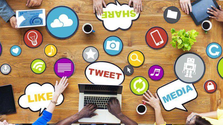 Wie entwickeln sich Social-Media-Kanäle in der B2B-Kommunikation? Machen Sie mit bei unserer Online-Umfrage!