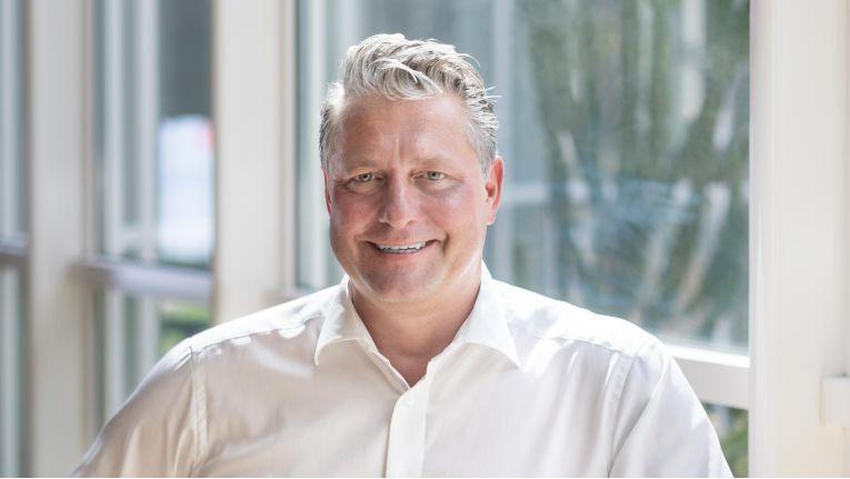 Alex Fürst, Vice-President DACH bei Rackspace, soll das Geschäft mit mittelständischen Unternehmen ankurbeln.