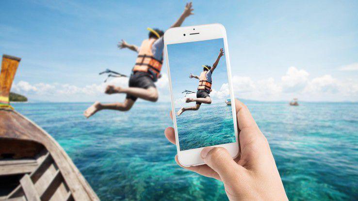 Neben Videos und Fotos sind auch immer größere Apps schuld am gestiegenen Speicherplatzbedarf.
