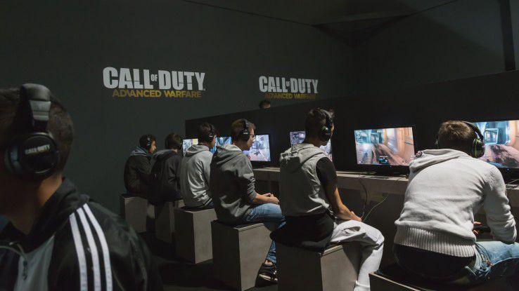 Die Ransomware TeslaCrypt nimmt 2015/2016 die Nutzer populärer Videogames wie Call of Duty ins Visier.