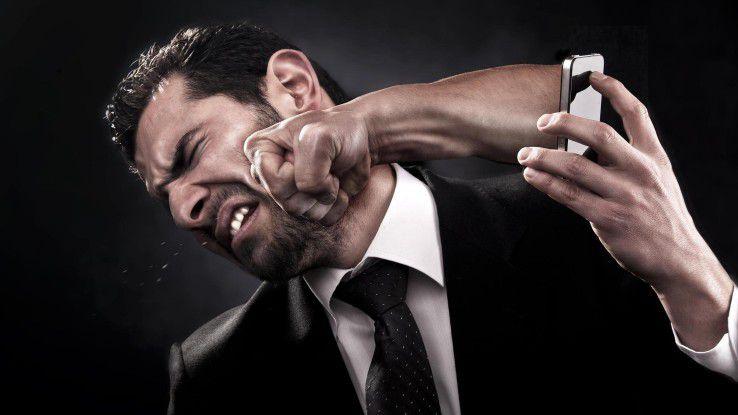 Ein Schlag ins Gesicht. Kunden, die den Service eines Anbieters kontaktieren, sollten sich so nicht fühlen.