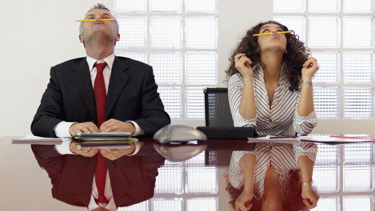 Gelangweilt von Meetings? So tragen Sie zur Effizienz bei.