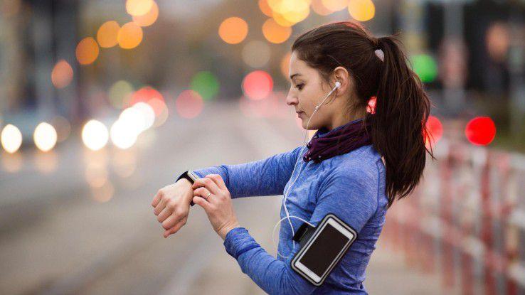 Die Entwicklung der Gesundheits-Apps wird durch KI und maschinelles Lernen geprägt.
