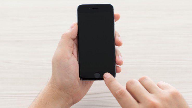 Was tun, wenn der Bildschirm schwarz bleibt?