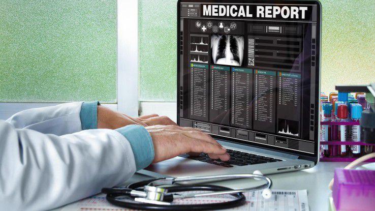 Mehr Transparenz soll die elektronische Gesundheitsakte bringen.